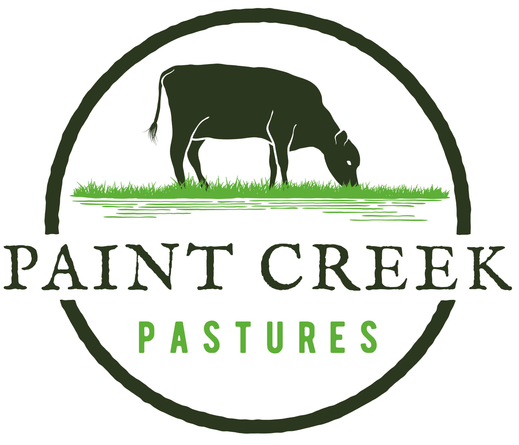 Paint Creek Pastures Logo