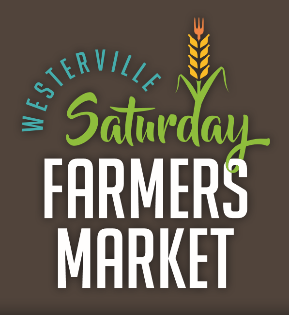Come see us at the Westerville Saturday Farmers' Market