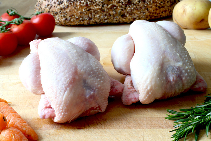 Chicken (Whole) - Cornish Hen (2 - 3 lbs.)