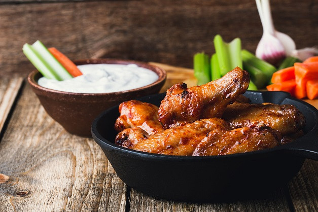 Chicken Wings (16 split pcs/pk)