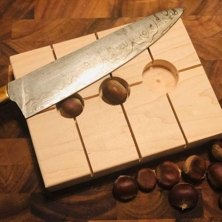 Chestnut Scoring Board