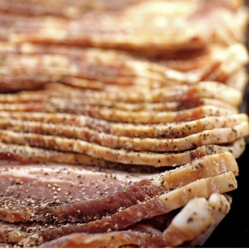 Smoked Bacon (Butcher Bacon) (Soy Free)