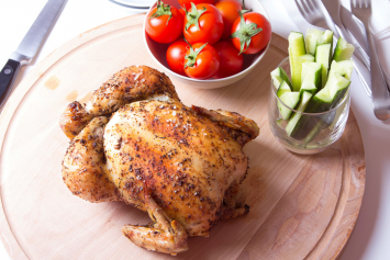 Chicken (Whole - Soy Free) - Cornish Hen (2 - 3 lbs.)