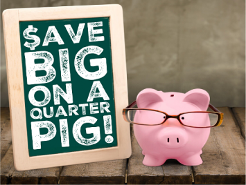 Quarter-Pig Bundle