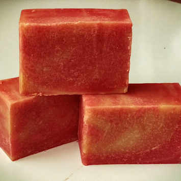 Milk Soap - Frosted Rose