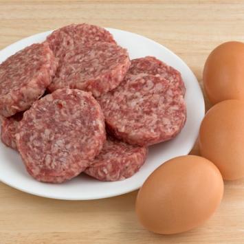 Egg & Maple Sausage Bundle