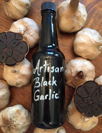 Black Garlic Balsamic