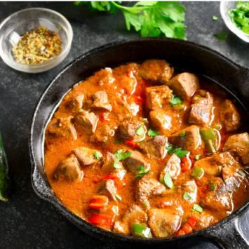 Pork - Stew Meat