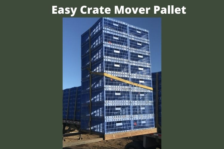 Easy Crate Mover Pallet