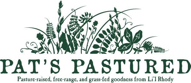 Pat's Pastured Logo