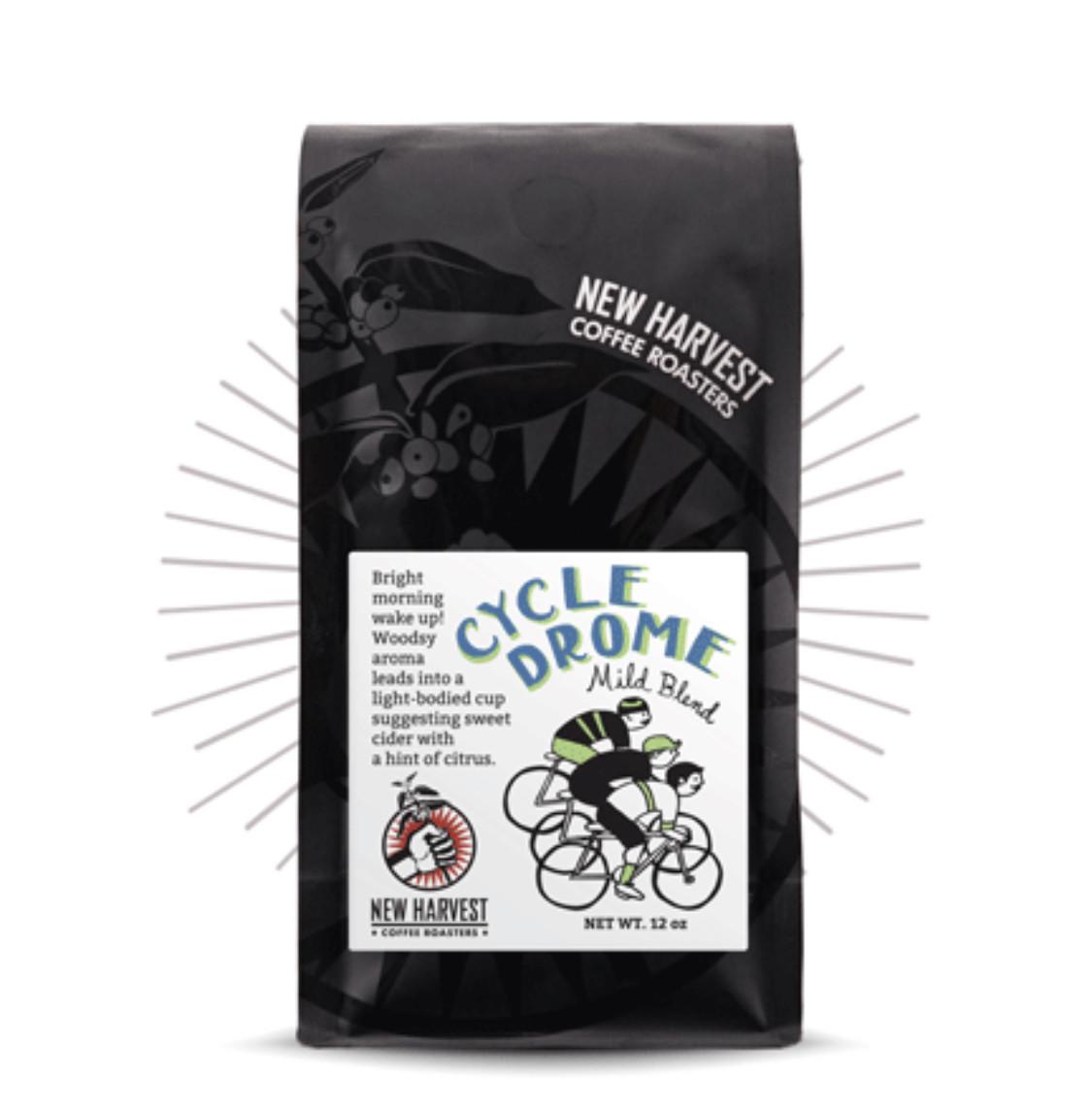 New Harvest Cycledrome Coffee