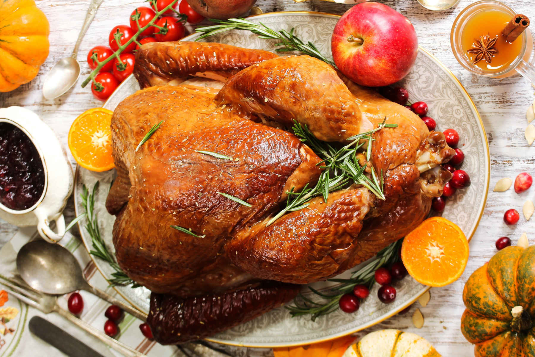 Customer Survey + Pre-order Your Thanksgiving Turkey
