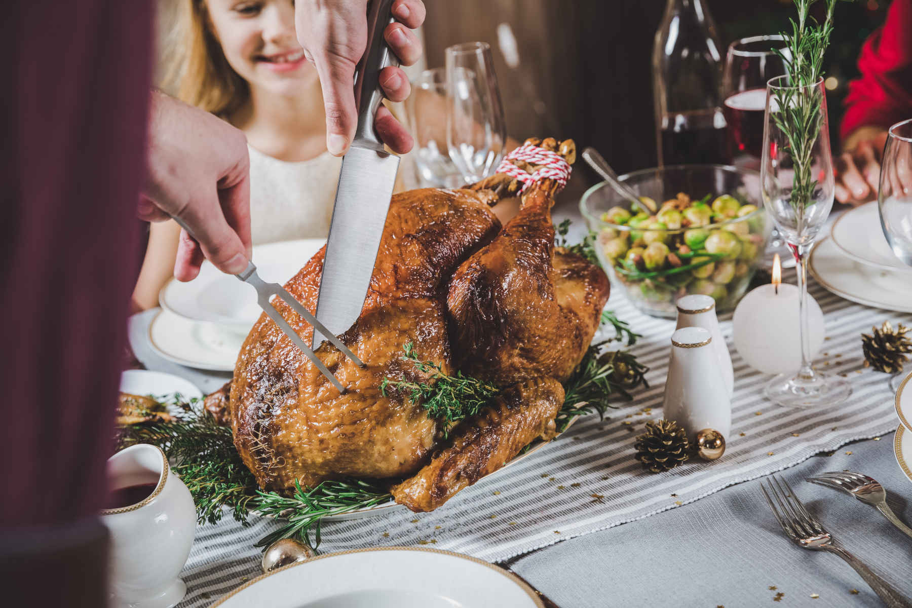 Our Pastured Turkeys are a Holiday Tradition