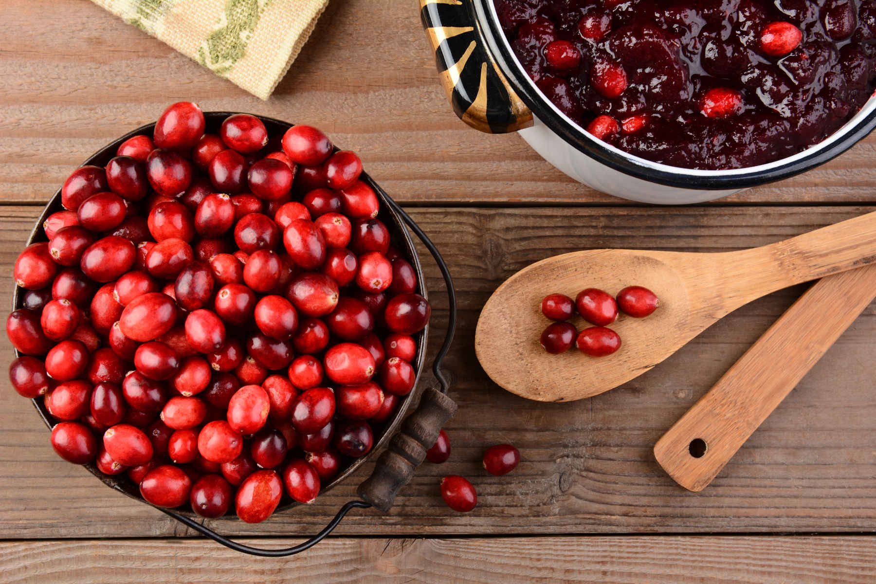 Hello, Cranberries + Order Now for Thanksgiving!