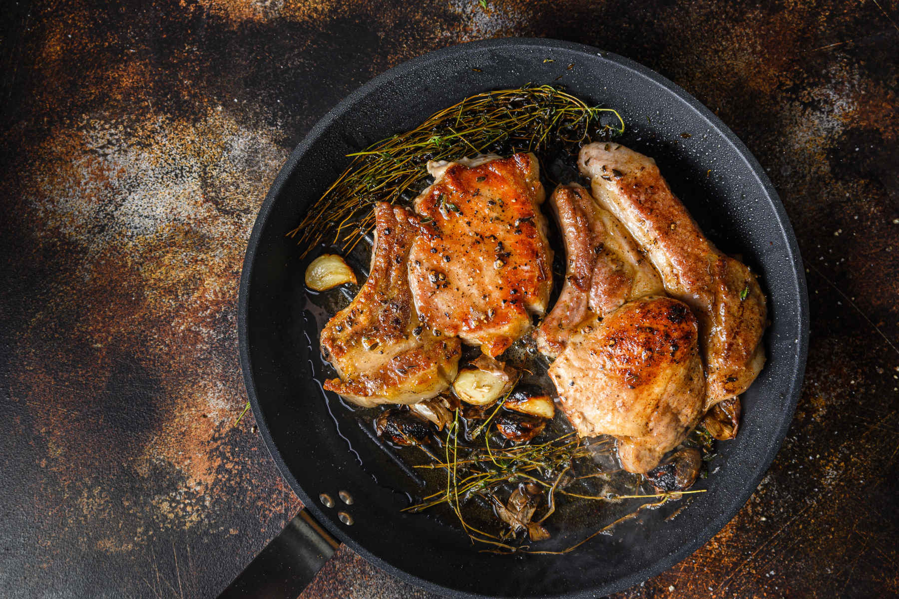 Pastured Pork Chops Are a Weeknight Staple