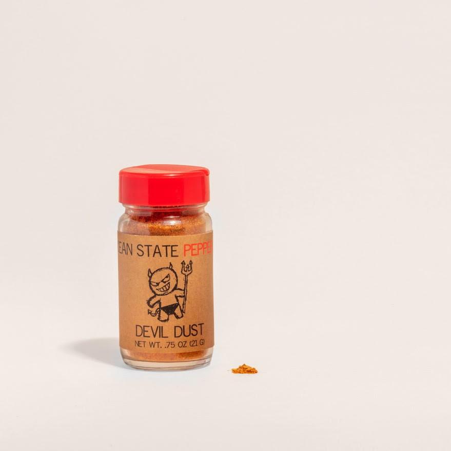 Pepper: Devil Dust