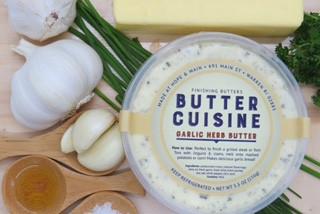Butter Cuisine: Garlic Herb Butter