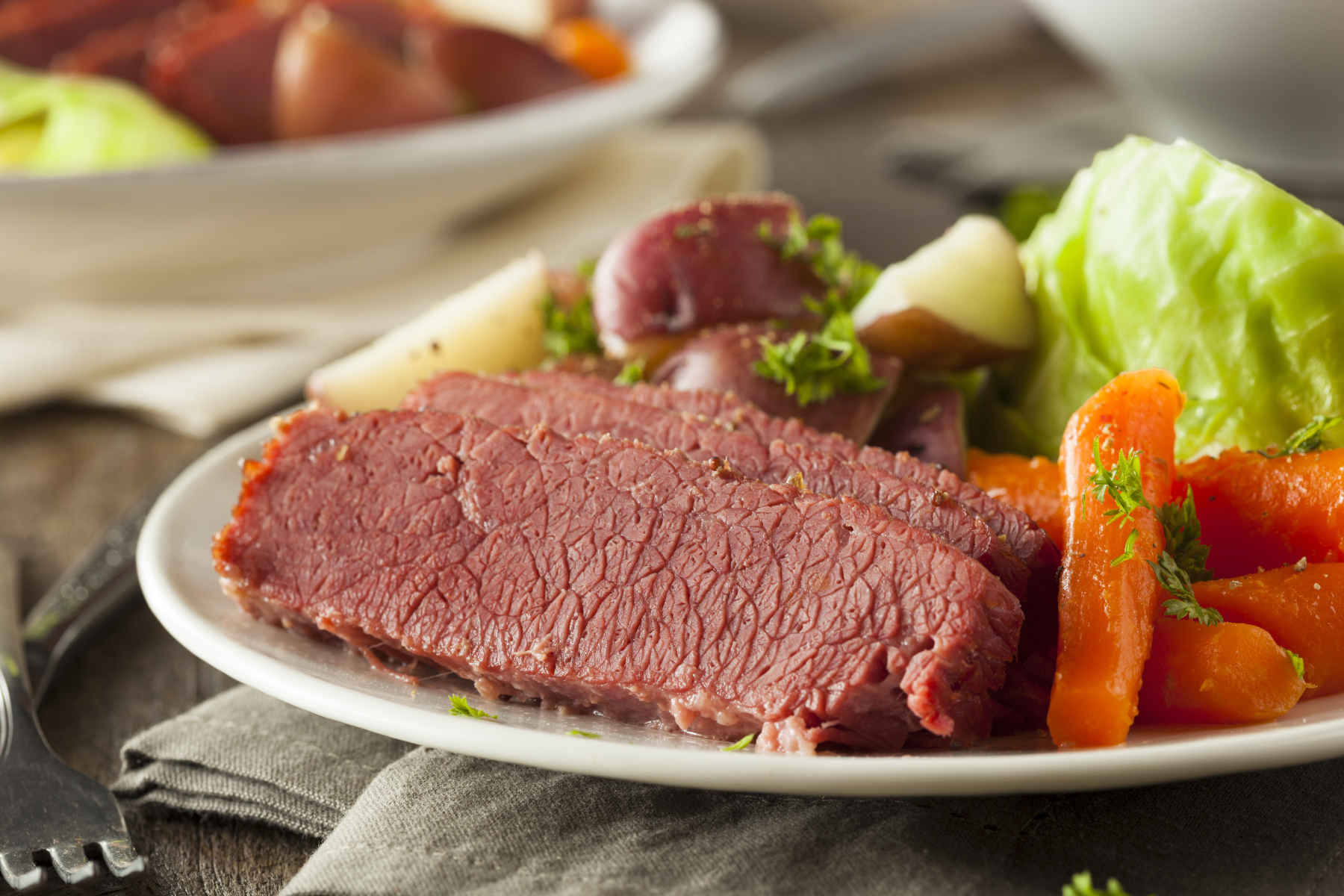 Celebrate St. Pat's Day with Homemade Corned Beef