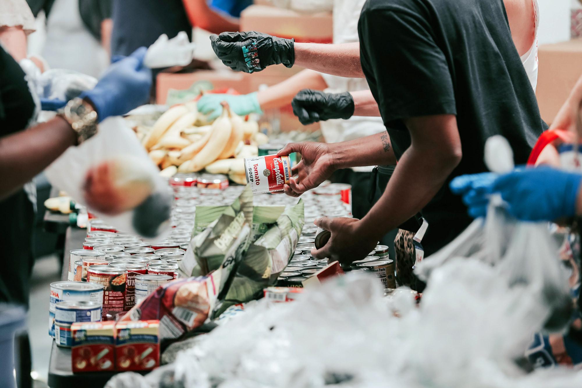 Food Bank Donations