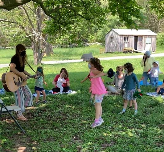 Autumn Music on the Farm is finally here - register your kids today!