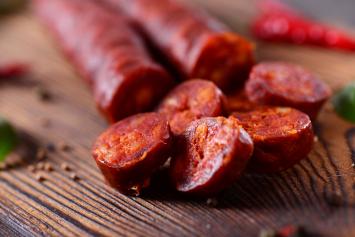 Red Wine Salami