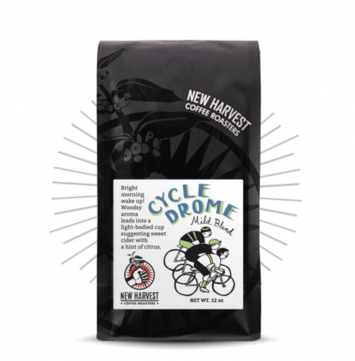 New Harvest Cycledrome Coffee