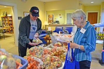 $500 Donation to RI Community Food Bank