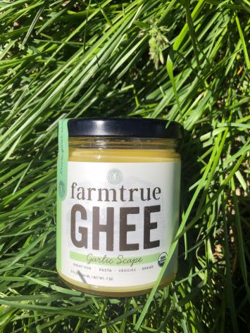 Farmtrue: Garlic-Scape Ghee