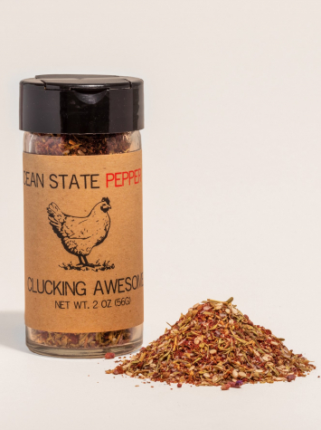 Pepper: Clucking Awesome
