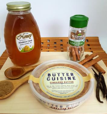 Butter Cuisine: Cinnamon Butter