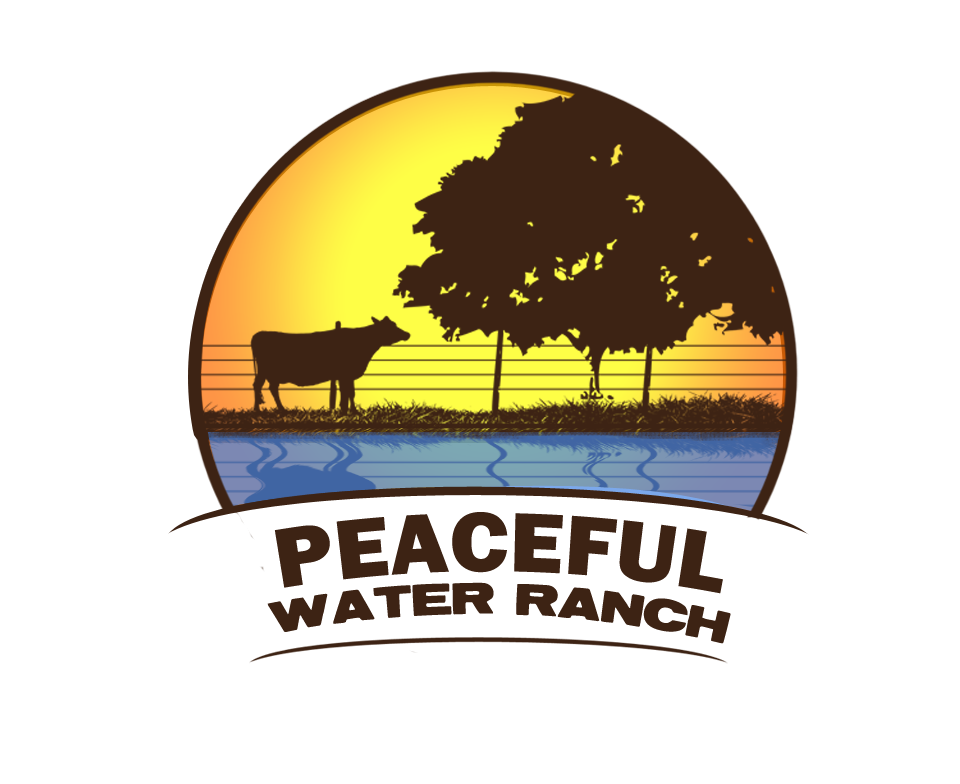 Peaceful Water Ranch Logo