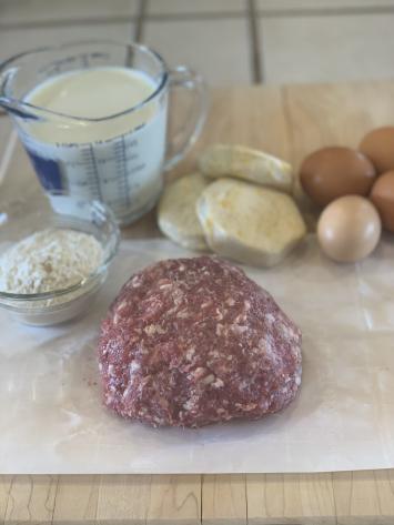 Beef 1 lb Breakfast Sausage (O-Mild)