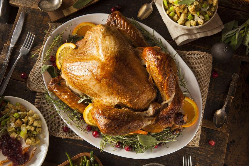 Pastured Turkey