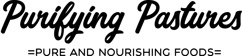 Purifying Pastures Logo