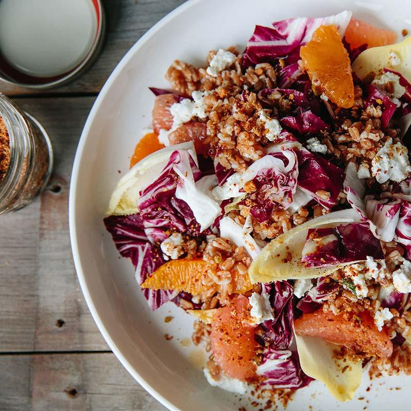 local salad