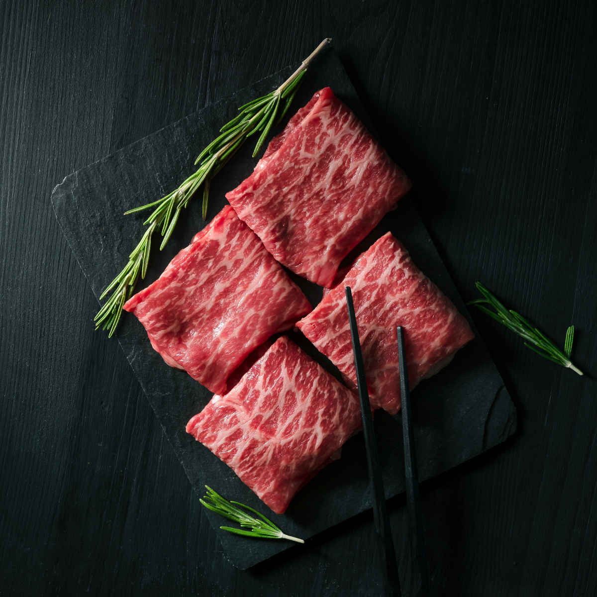 Maybe Mom actually wants Wagyu Steak with Charred Ramp Butter