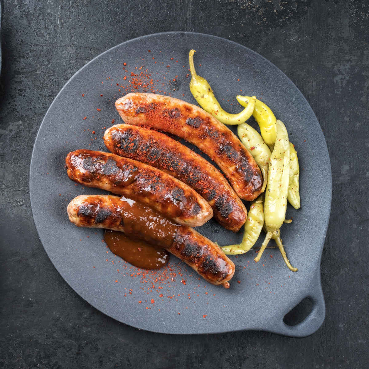 Get outside and grill, and don't sweat the sides- we've got you