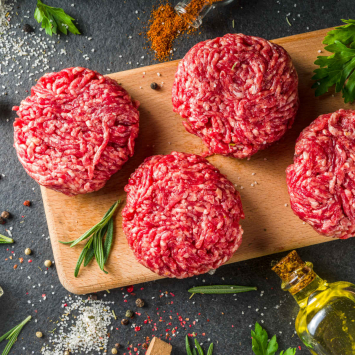 Butcher's Blend Prime Burgers