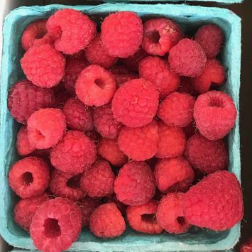 Native Raspberries (Limited)