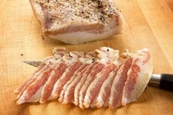 Smoked Jowl Bacon