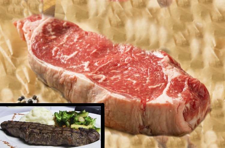 Beef - NY Strip Steak
