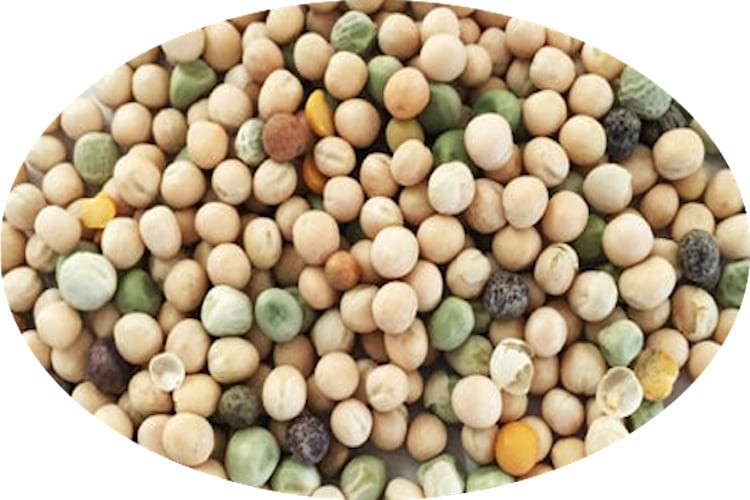 New Country Organics Peas Unmilled