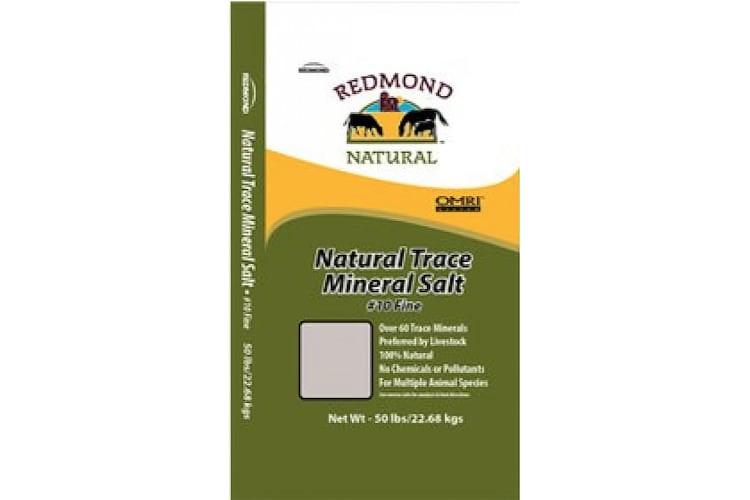 Redmond Natural Trace Mineral (NTM) Salt OMRI