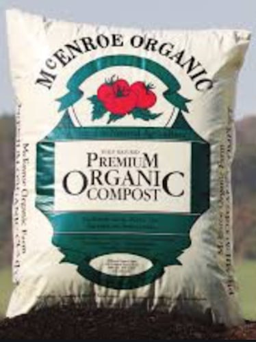 McEnroe Premium Organic Compost