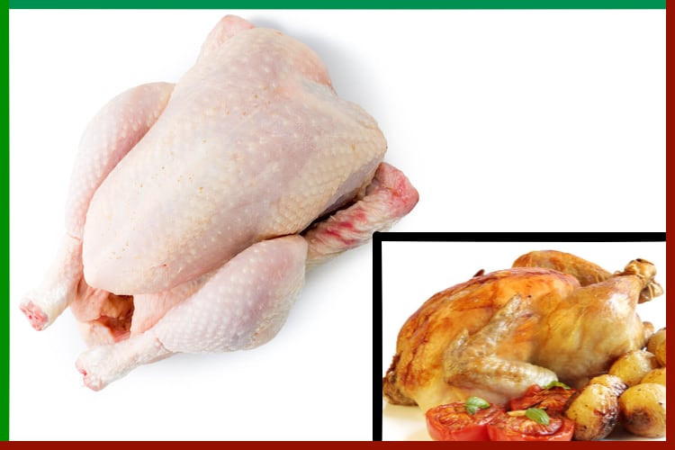 Pastured Chicken Whole 4.0-4.999 lbs