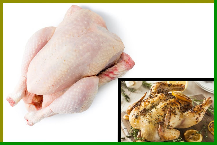 Pastured Chicken Whole 5.0-5.999 lbs