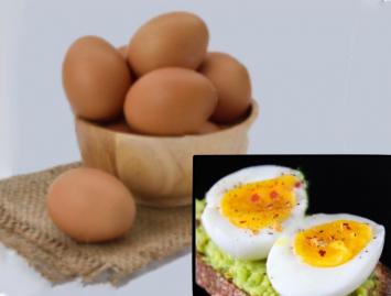 Chicken Eggs - 1 Dozen