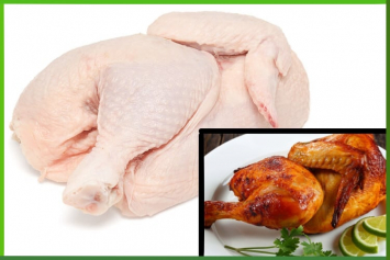 Pastured Chicken Half 2.6-2.799 lbs - Fresh Supply