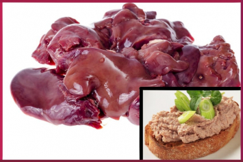 Organic-Grain Fed Chicken Livers