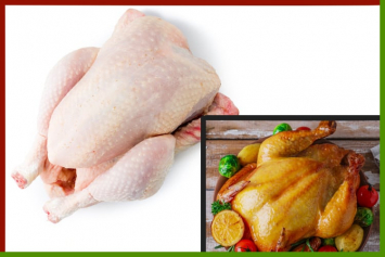 Pastured Chicken Whole 2.5-3.999 lbs - Fresh Supply